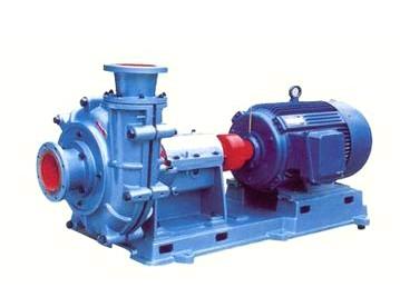 高效耐磨渣浆泵