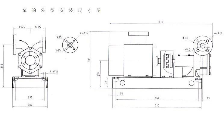 WBG型高扬程涡轮泵